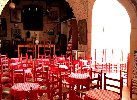 Tablao Flamenco Castillo Castilnovo