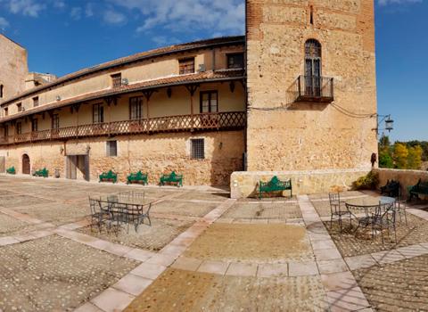 Exteriores del Castillo